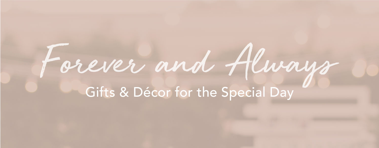Gifts & Décor for the special day
