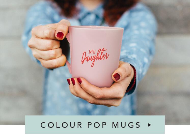 Shop Colour Pop Mugs